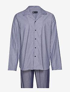 JBS pyjamas woven - NAVY