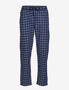 JBS pyjamas pants flannel - BLUE CHECK