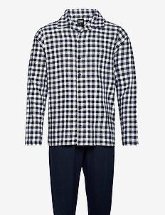 JBS pyjamas flannel - pyjamas - blue