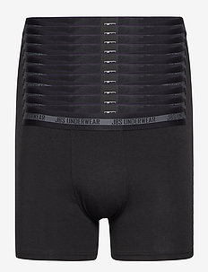 JBS 10-pack FSC tights bamboo - boxers - black