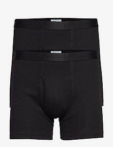 JBS tights 2-pack organic - boxers - black