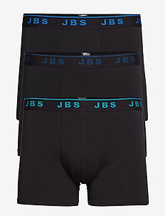 JBS tights 3-pack - boxershorts - black
