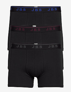 JBS tights 3-pack - boxershorts - svart