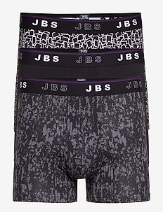 JBS 3-pack tights - BLACK