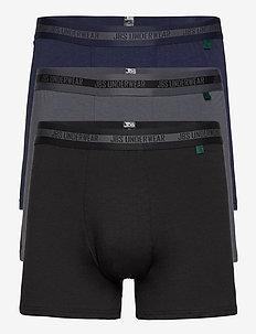 JBS 3-pack tights bamboo - boxers - flerfärgad