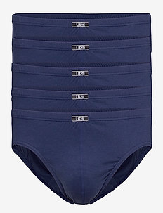 JBS 5-pack mini slip GOTS - sous-vêtements - navy