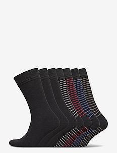 JBS socks bamboo 7 pairs box - normale sokken - multicolou