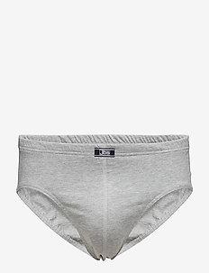 JBS mini slip - briefs - grey mel