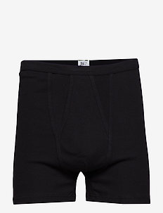 JBS short legs with fly - boxers - black