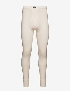 JBS, long johns - base layer bottoms - white