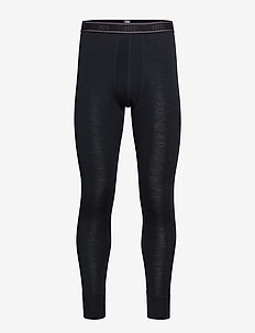 JBS, long johns - funkionsunterwäsche - hosen - black