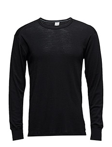 JBS, t-shirt long sleeve - BLACK