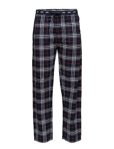 JBS pajamas pants, flannel - CHECKS