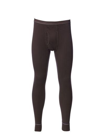 Long pants rib - GREY