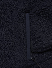 J.Crew - Polar Sherpa Fz Jkt - basic-sweatshirts - blue - 4