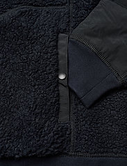 J.Crew - Nordic Sherpa Fz Jkt - basic-sweatshirts - blue - 3