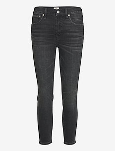 P-Lookout High Rise Candiani Penwood Was - slim jeans - denim