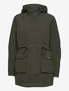 Tall Perfect Rain Jacket - regnjakker - green