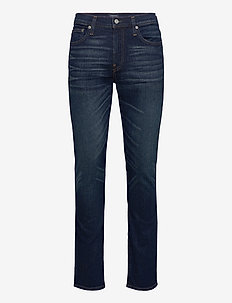 Stretch Dark Wash (Tencel) - slim jeans - denim