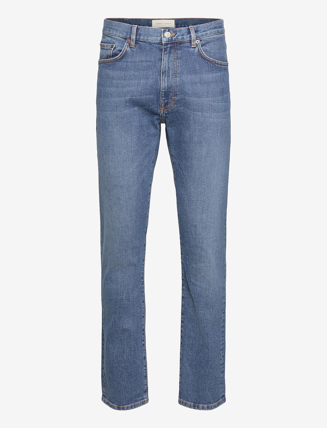 Jeanerica - AM001 - regular jeans - mid vintage - 1
