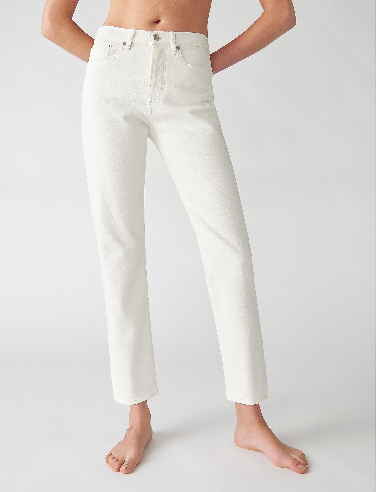 Jeanerica - CW002 - straight regular - natural white - 0