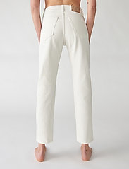 Jeanerica - CW002 - straight regular - natural white - 3