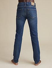 Jeanerica - SM001 - slim jeans - dark vintage - 3