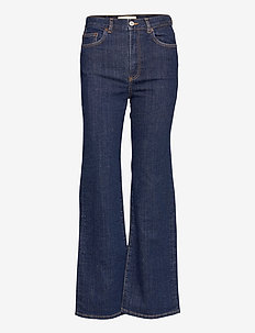 PW008 - flared jeans - blue 2 weeks