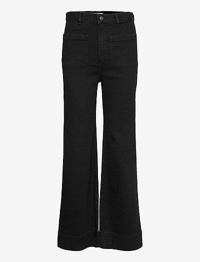 SW006 St Monica Jeans - raka jeans - black 2 weeks