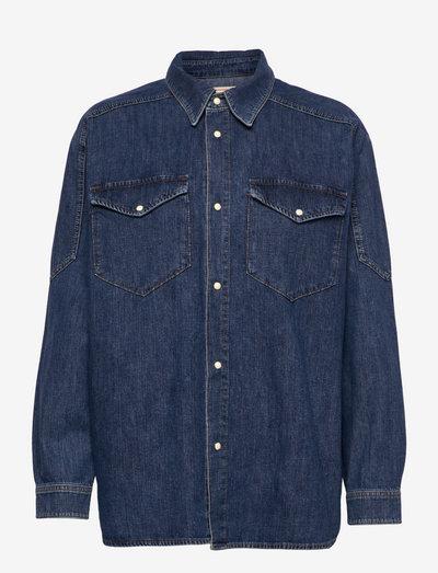 Uma Denim Shirt - denimskjorter - vintage 95