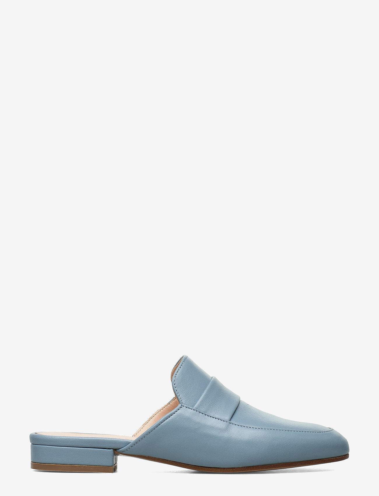 Jennie-Ellen - My Boo - mules & slipins - blue leather - 1