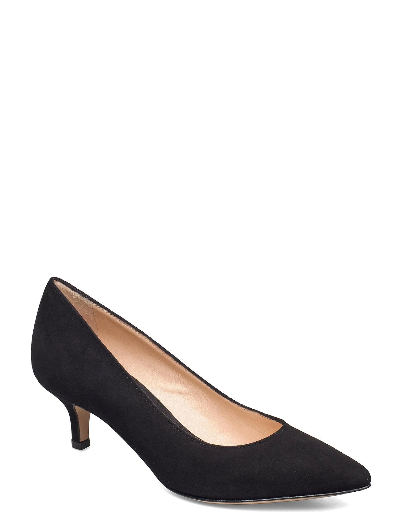 Image of Loui Shoes Heels Pumps Classic Sort Jennie-Ellen (3475360663)