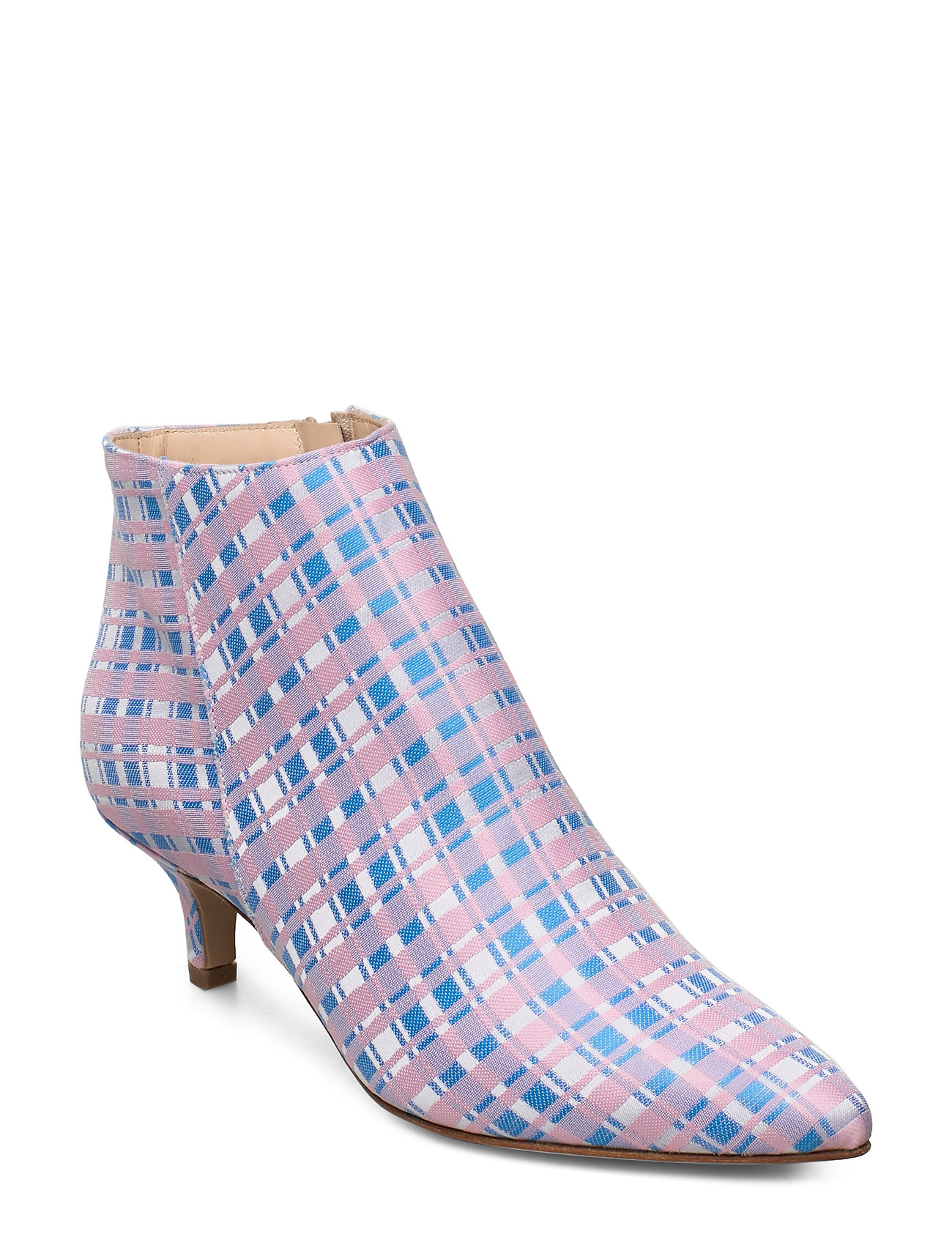 Image of Bobby Shoes Boots Ankle Boots Ankle Boot - Heel Multi/mønstret Jennie-Ellen (3362441365)