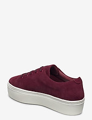 Jennie-Ellen - BAE - lage sneakers - burgundy suede leather - 2