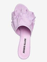 Jennie-Ellen - Maxi - mules & slipins - purple suede leather - 3