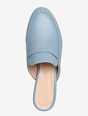 Jennie-Ellen - My Boo - mules & slipins - blue leather - 3