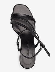 Jennie-Ellen - Anais - høyhælte sandaler - black leather - 3