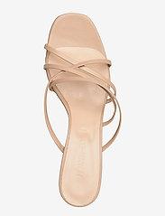Jennie-Ellen - Fransyska - mules & slipins - beige leather - 3