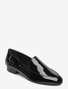 Olympia - loafers - black patent