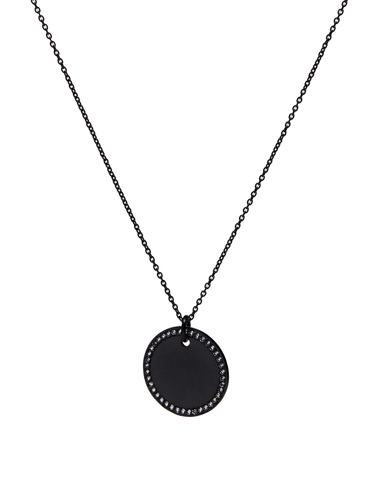 Halo Medalion Necklace - Jewlscph