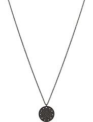 Medalion Shine - WHITE TOPAZ