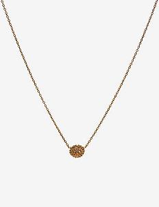 Spotlight Necklace - WHITE QUARTZ