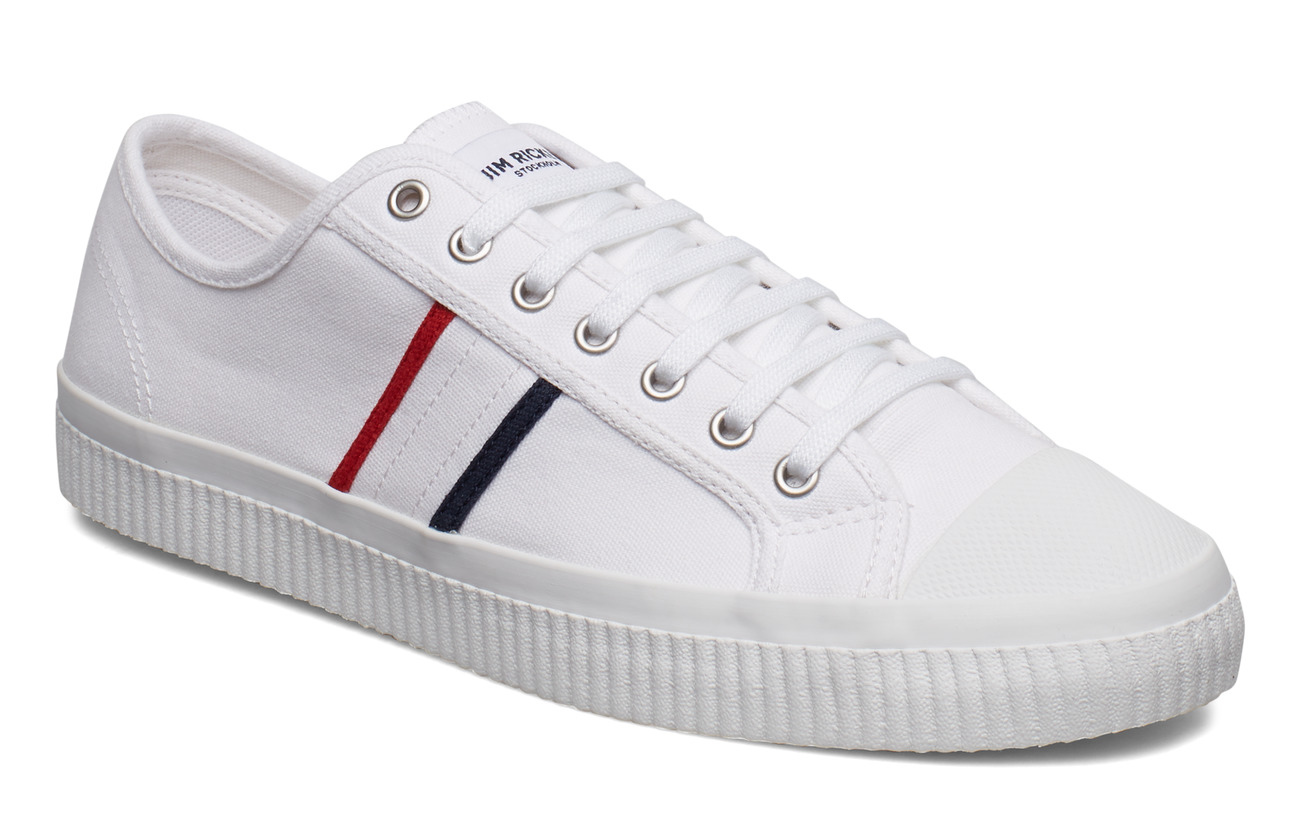 Jim Rickey Trophy - Canvas - WHITE/NAVY/RED