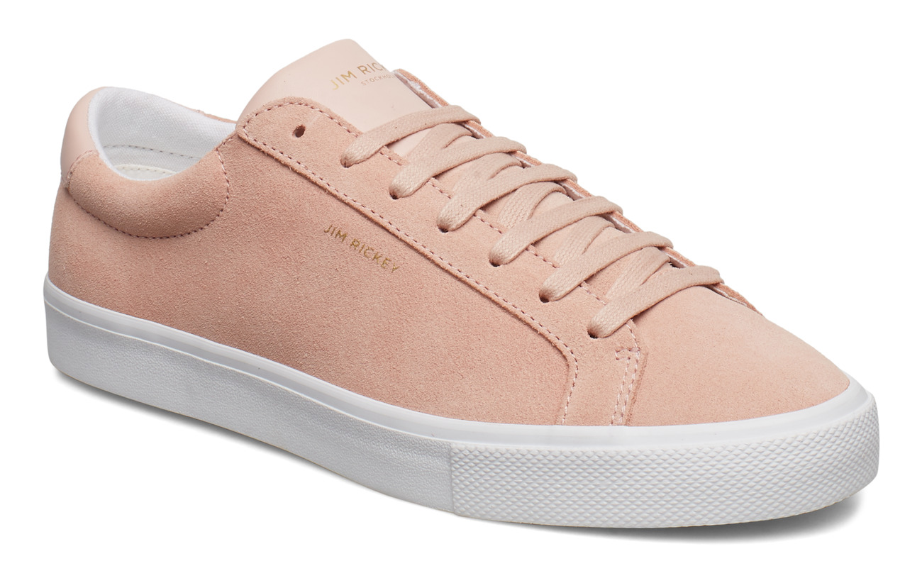 Jim Rickey Chop WMN - Cow Suede/Patent - LT.PINK