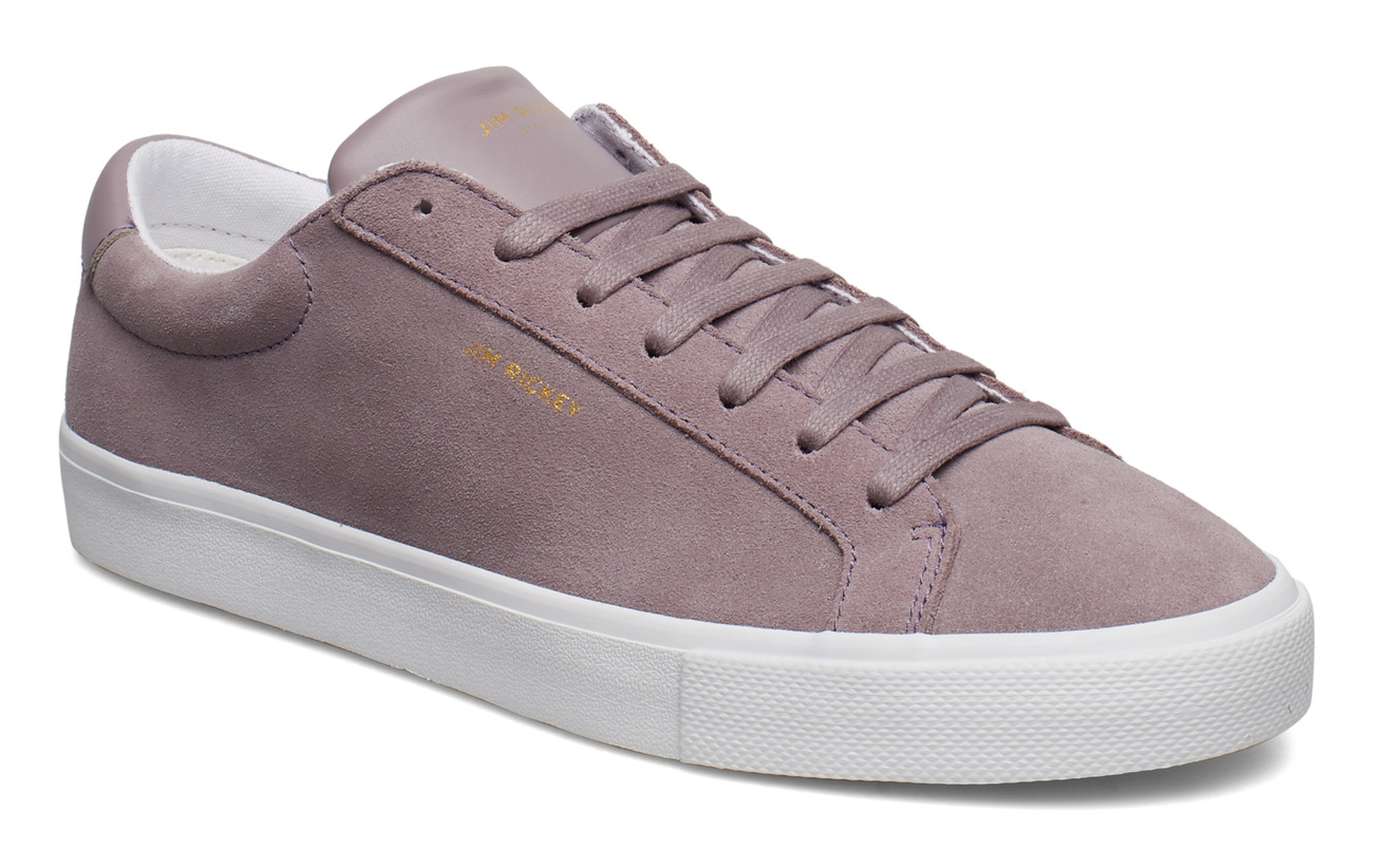 Jim Rickey Chop WMN - Cow Suede/Patent - PEONIA
