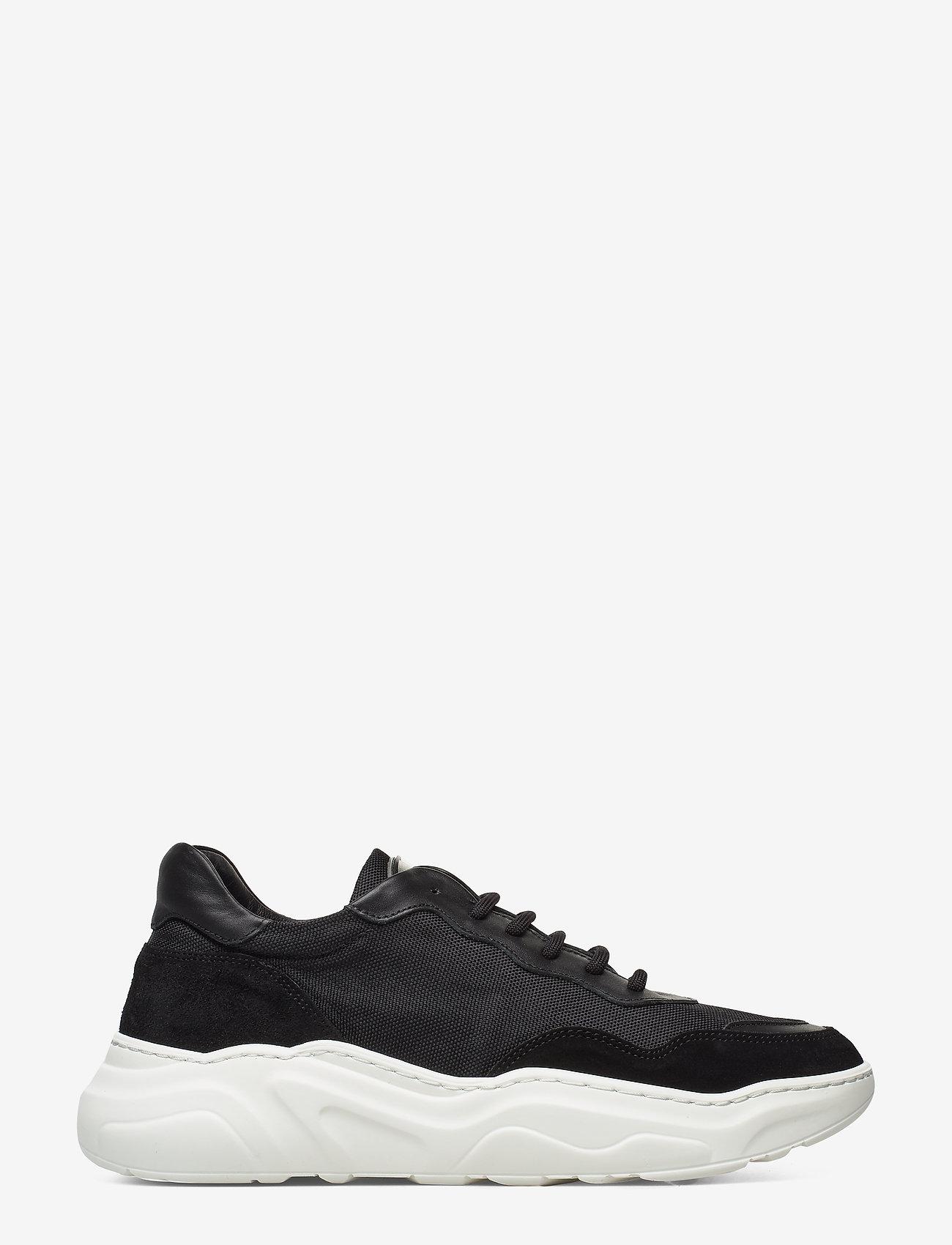 Black Winner  Jim Rickey  Sneakers - Sko Til Dame