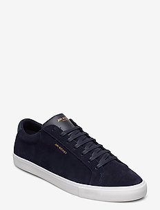 Chop - Cow Suede/PU - low tops - navy