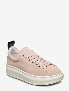 Club Tech - Cow Suede/Polido. - LT.PINK