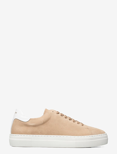 Pulp - Cow Suede / Polido - laag sneakers - sand