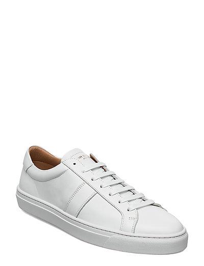 Blank Flat Leather (White) (910 kr) Jim Rickey |